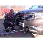 Roadmaster EZ5 Base Plate Kit Installation - 2019 GMC Acadia