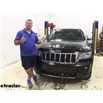 Roadmaster Even Brake 2nd Vehicle Kit Installation - 2013 Jeep Grand Cherokee