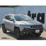 Roadmaster Even Brake Portable Braking System Installation - 2014 Jeep Cherokee