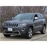Roadmaster EZ5 Base Plate Kit Installation - 2014 Jeep Grand Cherokee
