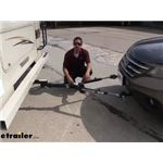RoadMaster Falcon 2 Tow Bar Review - 2013 Honda CR-V