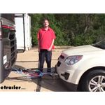 Roadmaster Falcon 2 Tow Bar Review - 2014 Chevrolet Equinox