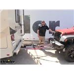 RoadMaster Falcon 2 Tow Bar Installation - 2014 Jeep Wrangler