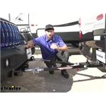 RoadMaster Falcon 2 Tow Bar Installation - 2020 Jeep Wrangler