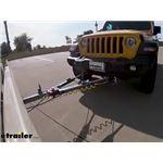 RoadMaster Falcon Tow Bar Installation - 2020 Jeep Wrangler Unlimited