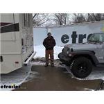 Roadmaster Falcon All Terrain Tow Bar Installation - 2019 Jeep Wrangler Unlimited
