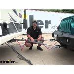 RoadMaster Falcon Tow Bar Installation - 2020 Jeep Wrangler