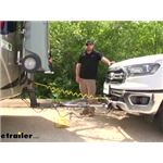 RoadMaster Falcon Tow Bar Installation - 2019 Ford Ranger