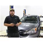Roadmaster FuseMaster Fuse Bypass Switch Installation - 2011 Honda CR-V