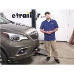 Roadmaster FuseMaster Fuse Bypass Switch Installation - 2017 Buick Envision
