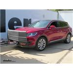 Roadmaster Guardian Rock Guard Installation - 2018 Lincoln MKX