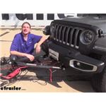Roadmaster Nighthawk All Terrain Tow Bar Installation - 2019 Jeep Wrangler Unlimited