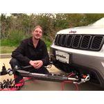 Roadmaster Nighthawk All Terrain Tow Bar Installation - 2020 Jeep Grand Cherokee