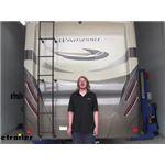 Roadmaster Rear Anti-Sway Bar Installation - 2016 Thor Windsport Motorhome