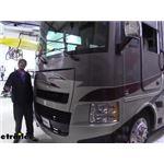Roadmaster Reflex Steering Stabilizer Installation - 2014 Tiffin Allegro Motorhome