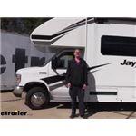 Roadmaster Reflex Steering Stabilizer Installation - 2019 Jayco Redhawk Motorhome