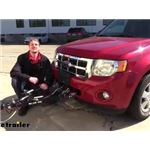 RoadMaster 9700 Braking System Second Vehicle Kit Installation - 2009 Ford Escape