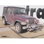 Roadmaster Single Park Light Diode Installation - 2003 Jeep Wrangler
