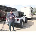 Roadmaster Smart Diode Wiring Kit Installation - 2019 Jeep Wrangler