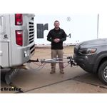 Roadmaster Tow Bar Installation - 2019 Jeep Cherokee