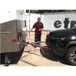 Roadmaster Sterling All Terrain Tow Bar Installation - 2020 Jeep Cherokee