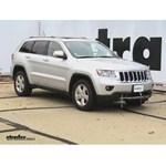 Roadmaster Stop Light Switch Kit Installation - 2013 Jeep Grand Cherokee