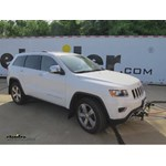Roadmaster Stop Light Switch Kit Installation - 2015 Jeep Grand Cherokee