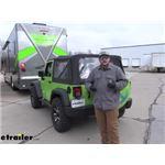 Roadmaster Universal Diode Wiring Kit Installation - 2013 Jeep Wrangler