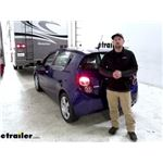 Roadmaster Tail Light Wiring Kit Installation - 2015 Chevrolet Sonic