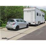 Roadmaster Tail Light Wiring Kit Installation - 2018 Chevrolet Sonic