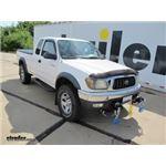Roadmaster Tail Light Wiring Kit Installation - 2003 Toyota Tacoma