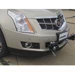 Roadmaster Quick Disconnect Tow Bar Base Assembly Installation - 2011 Cadillac SRX