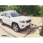 Roadmaster Tow Bar Installation - 2015 Jeep Grand Cherokee