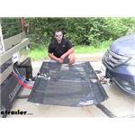 Roadmaster Tow Defender Protective Screening Installation - 2014 Honda CR-V