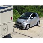 Roadmaster Tracker Tow Bar Installation - 2013 Smart fortwo