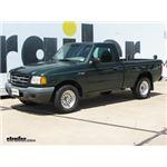 Roadmaster XL Base Plate Kit Installation - 2003 Ford Ranger