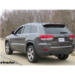 Roadmaster Nighthawk All Terrain Non-Binding Tow Bar Installation - 2018 Jeep Grand Cherokee