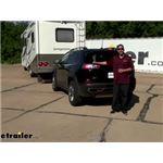 Roadmaster Tow Bar Wiring Kit Installation - 2020 Jeep Cherokee