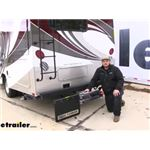 Rock Tamers Heavy-Duty Adjustable Mud Flaps Installation - 2017 Coachmen Leprechaun Motorhome