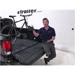 RockyMounts LoBall Truck Bed Bike Rack Review - 2019 Toyota Tacoma