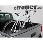 RockyMounts LoBall Truck Bed Bike Rack Review - 2018 Toyota Tacoma