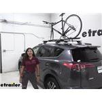 RockyMounts Roof Bike Racks Review - 2017 Toyota RAV4