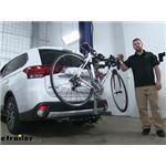 Rola Hitch Bike Racks Review - 2018 Mitsubishi Outlander