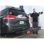 Rola 22x59 Hitch Cargo Carrier Review - 2011 Toyota Sienna
