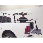 Rola Pick Up Ladder Rack Installation - 2014 Ram 1500