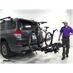 Saris Hitch Bike Racks Review - 2012 Toyota 4Runner