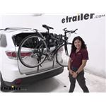 Saris Trunk Bike Racks Review - 2016 Toyota Highlander