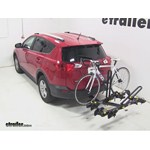 Saris Freedom Hitch Bike Racks Review - 2013 Toyota RAV4
