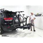 Saris Freedom SuperClamp EX 2 Bike Rack Installation - 2014 Jeep Grand Cherokee