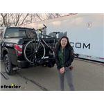 Saris Hitch Bike Racks Review - 2020 Nissan Titan